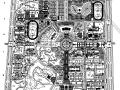 [合集]校园绿地景观规划设计CAD平面图41套