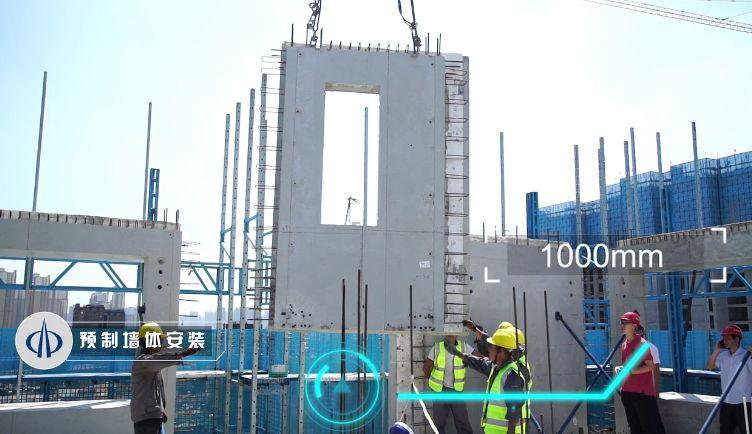 聚焦山西省首例装配整体式剪力墙结构建设项目_25