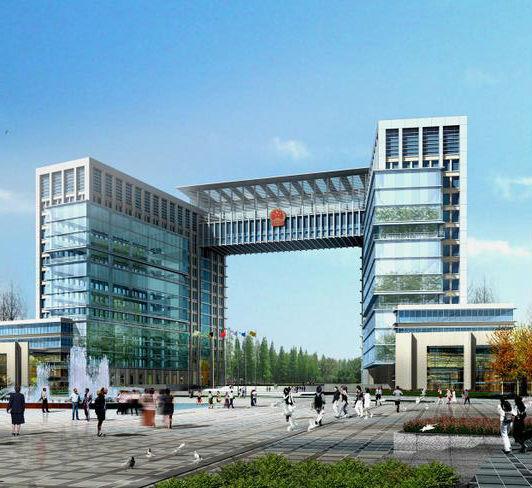 [福建]晋江科技工业园区中心区城市设计方案文本(文化,科技)