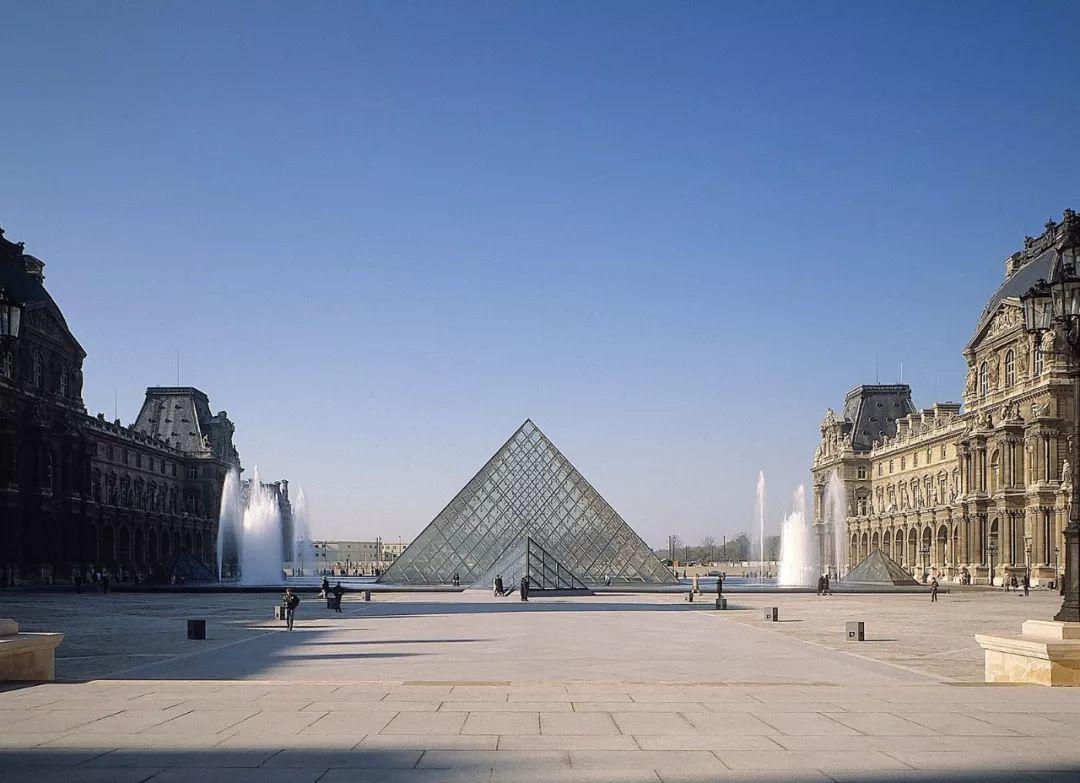 致敬贝聿铭:世界上最会用「三角形」的建筑大师_31