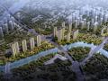 [上海]龙湖高层平层住宅及商业及配套建筑设计方案文本