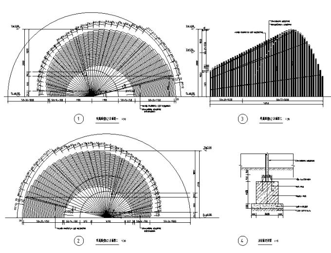 [浙江]工业新材料改造互联网创新产业园区特色小镇景观设计全套施工图(2016最新)_3