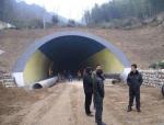 254米隧道施工组织设计