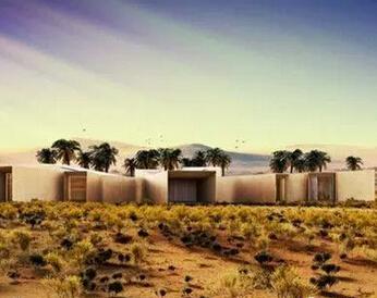 阿联酋沙漠里建生态酒店BIM应用实录