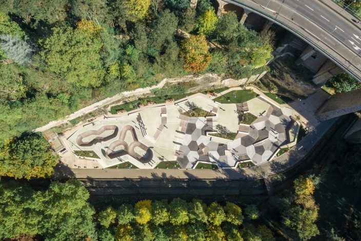 卢森堡滑板公园-5