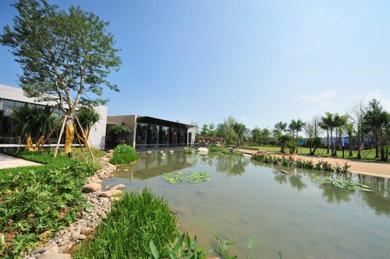 福州阳光城翡丽湾住宅景观-10