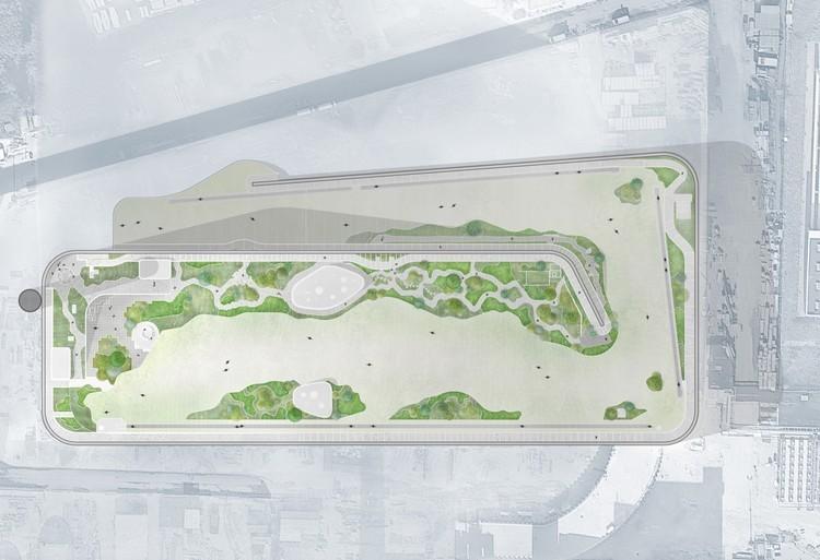 SLA建筑事务所接棒BIG,将在垃圾发电厂上建滑雪公园_5