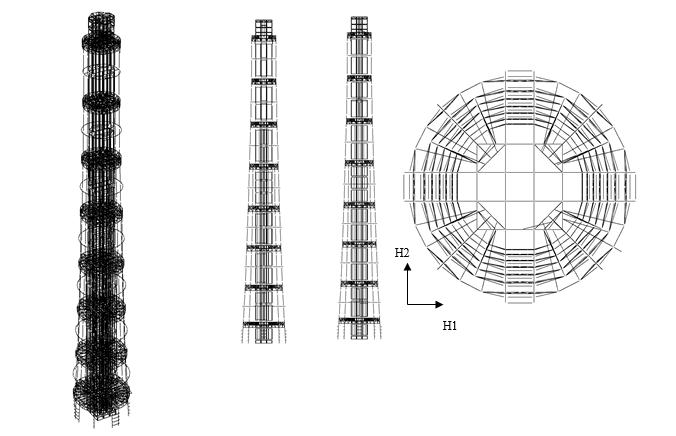 上海剪力墙筒体结构超高层大厦结构抗震设计研究(word,25页)_2