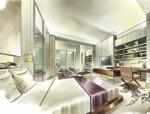 [江苏]南京雨润国际广场酒店式公寓设计概念