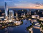 [北京]东坝商务核心区规划设计方案文本