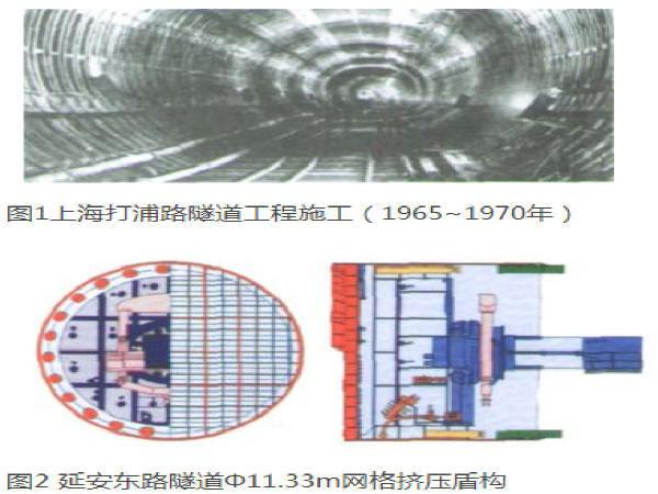 盾构技术在中国的应用与发展