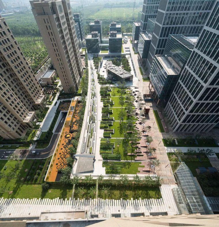 中国建筑设计奖公布,八大景观项目获得中国建筑界最高荣誉!_26