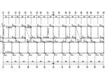 6层框架结构住宅楼毕业设计计算书(word,102页)