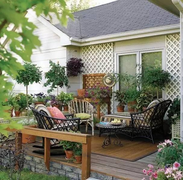 假如我有一个入户花园,我一定要这样做!_19