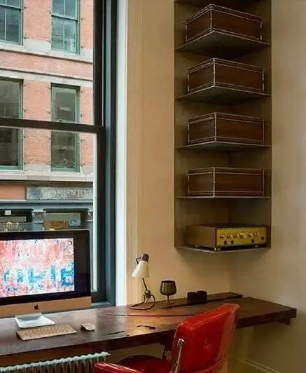赶紧学起来,小户型装修设计墙角空间利用技巧