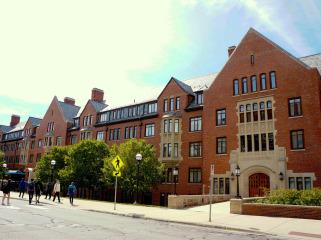 美国密歇根大学改造