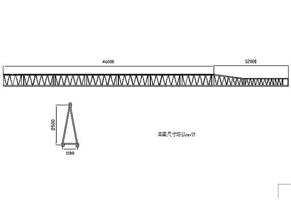 G208分离立交桥跨线桥35米预制箱梁施工技术方案