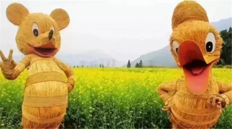 乡村景观性价比最高的创意玩法!_1