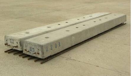 SK-Ⅱ型双块式轨枕施工技术