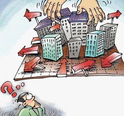 房地产严打下,商业土地为什么会逆市上扬?_1