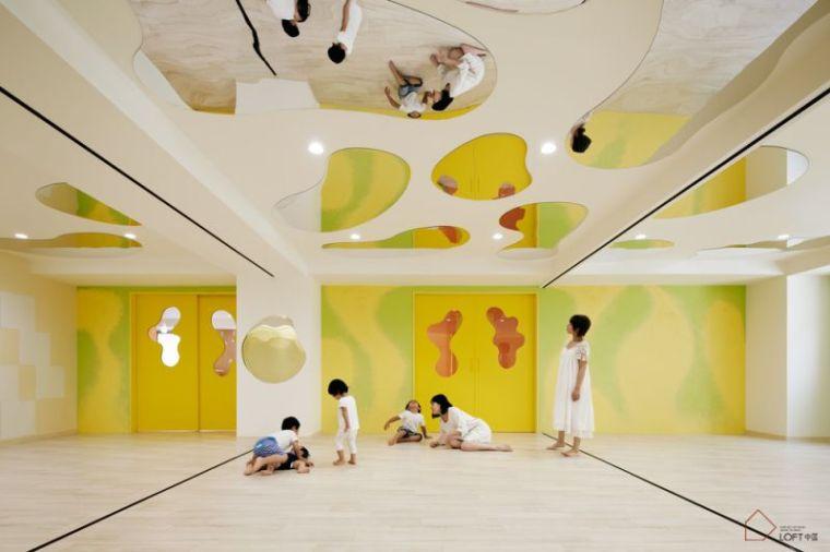 合肥装修公司—让孩子更接近自然的幼儿园装修设计