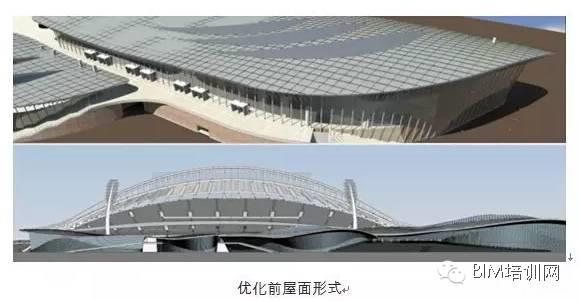 [BIM案例]江门滨江体育中心