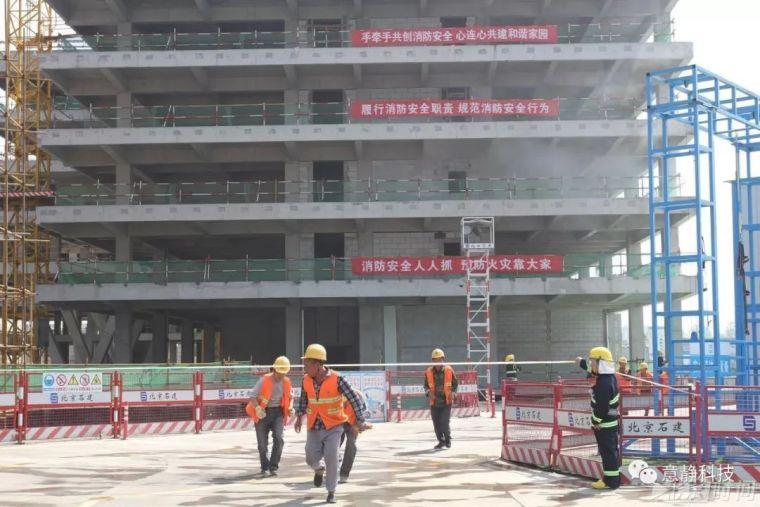 入夏施工现场消防安全事故频发,北京7家企业被暂停投标资格!