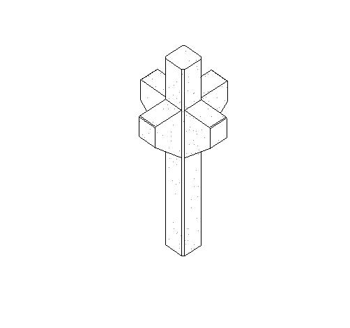 预制-带有牛腿的矩形柱