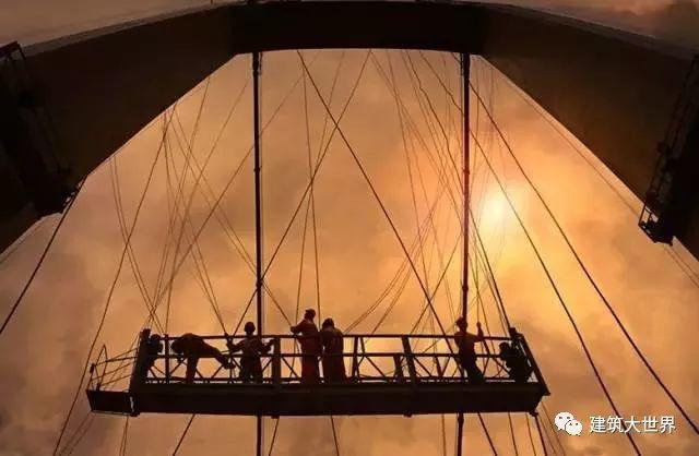 用火箭架桥!云南200层楼高的世界第一高桥!震惊世界!_17