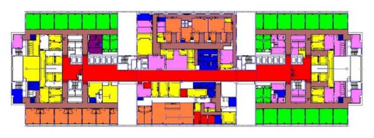 BIM在医院建筑可持续性管理项目的应用