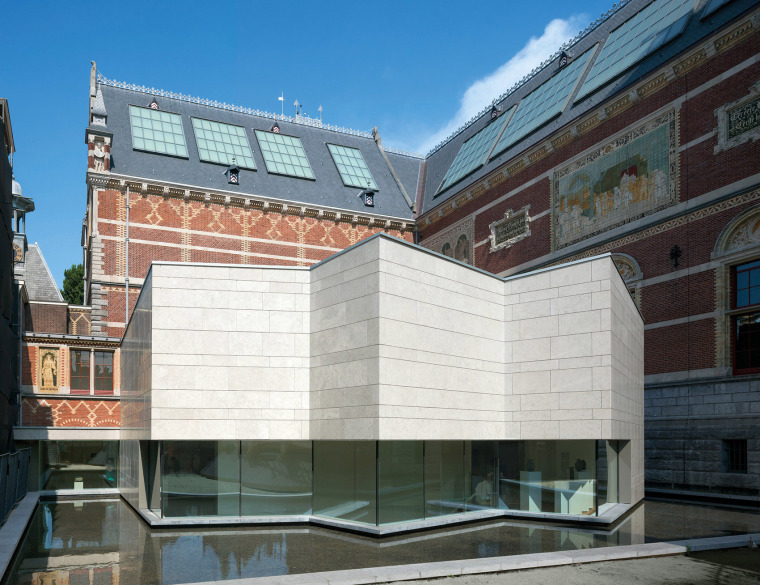 荷兰国家博物馆亚洲展馆