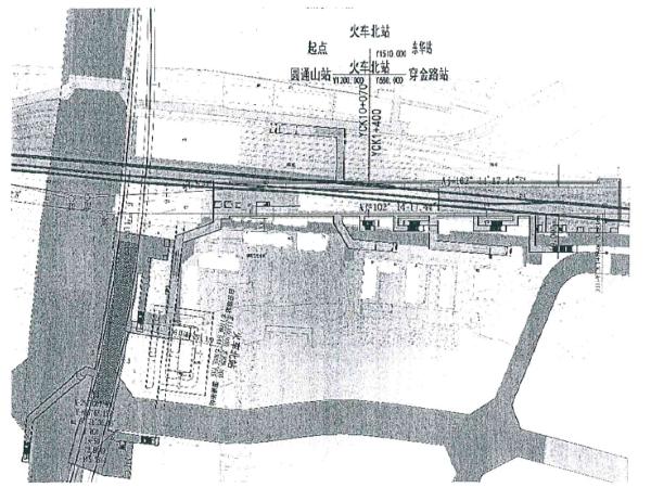 火车北站液压连续墙抓斗安拆专项施工方案