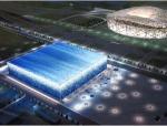 膜结构建筑-水立方