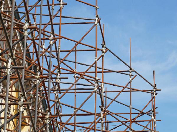 市政工程脚手架搭设施工通用安全技术交底!