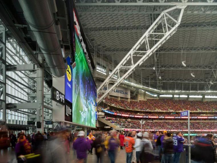 造价高达11亿美元的'超级碗'体育场,究竟有何亮点?_6