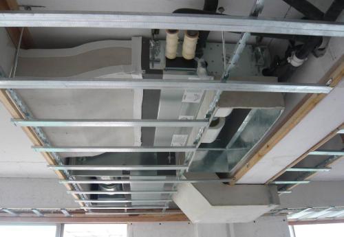 暖通工程施工案例之中央空调安装施工方案