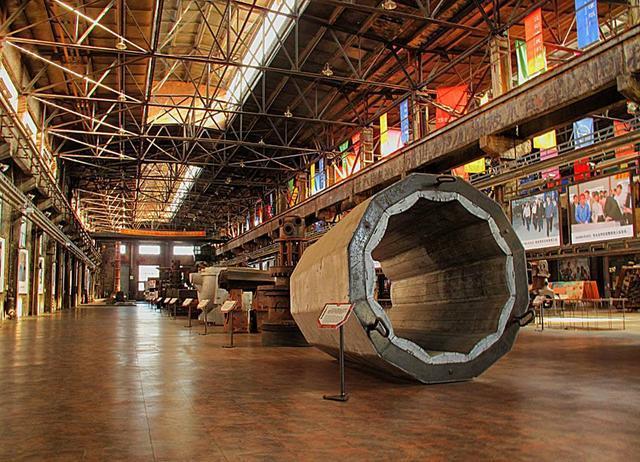 沈阳的老旧厂房保护利用原则