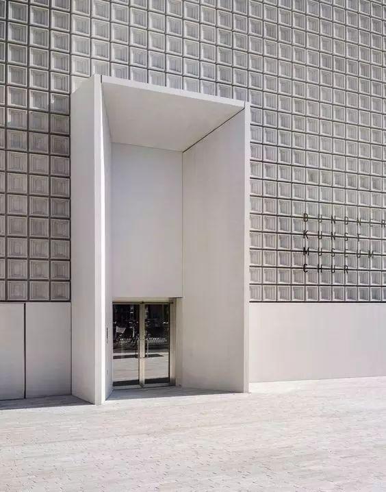 超有设计感的建筑入口_15