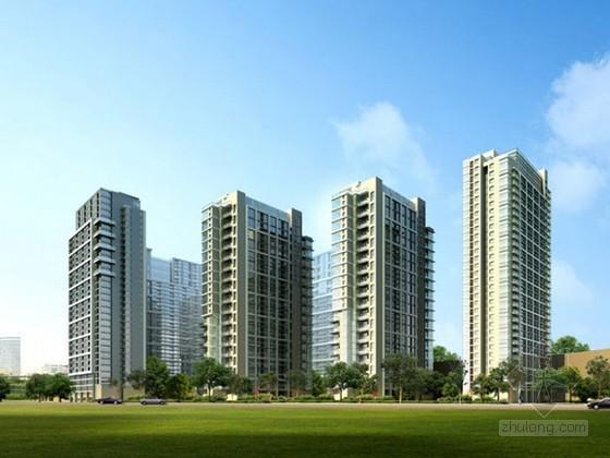 [山东]剪力墙结构群体住宅楼工程监理规划(共八栋建筑 )