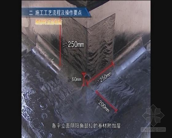 建筑工程外窗安装及防水工程标准化施工工艺视频动画演示(55分钟)
