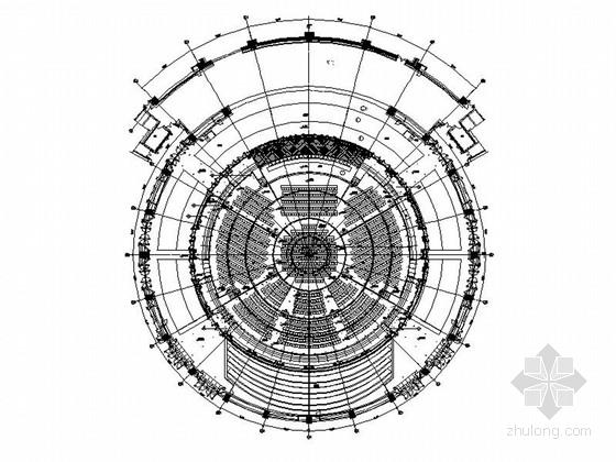 [无锡]名企设计著名景点梵宫室内装修全套施工图(含完整设计方案和实景图 推荐!)