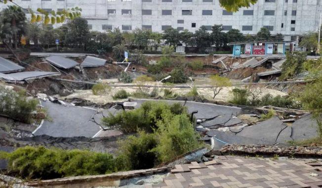 佛山地铁2号线透水坍塌重大事故调查报告和处理结果公布