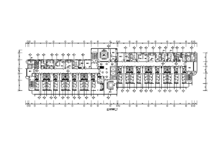 杭州第一人民医院改造装修施工图(23张)