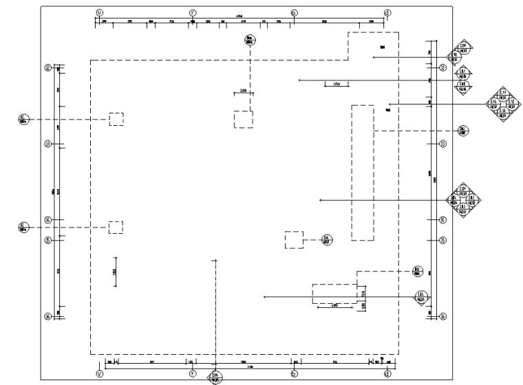 [黑龙江]哈西万达酒店设计施工图(附效果图)