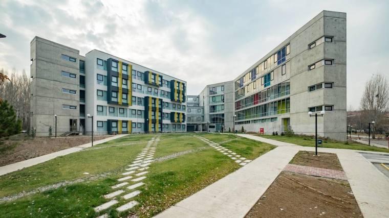 土耳其中东科技大学研究生宿舍