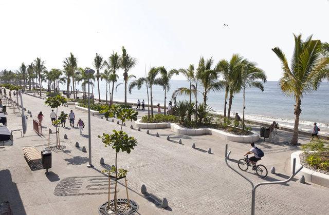 墨西哥巴亚尔塔港海滨景观设计_6