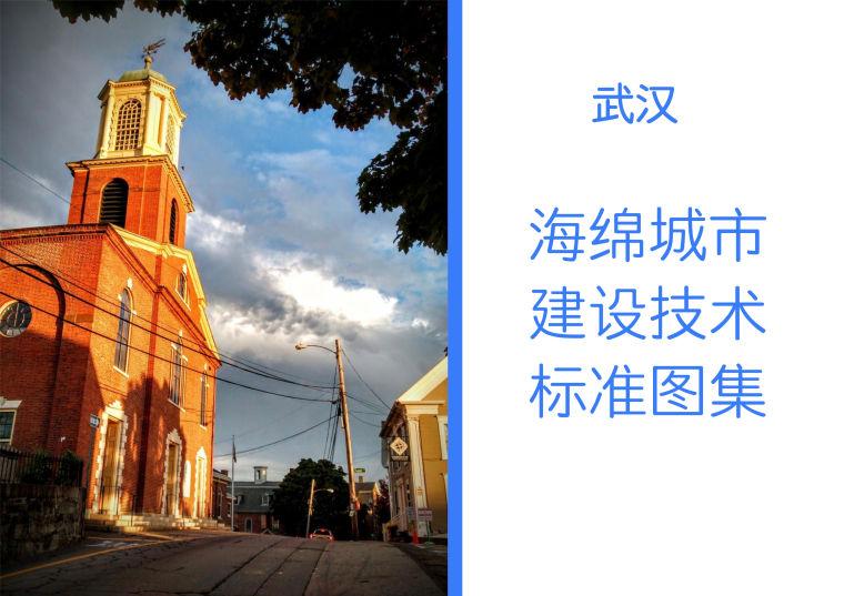 [湖北]武汉海绵城市建设技术标准图集