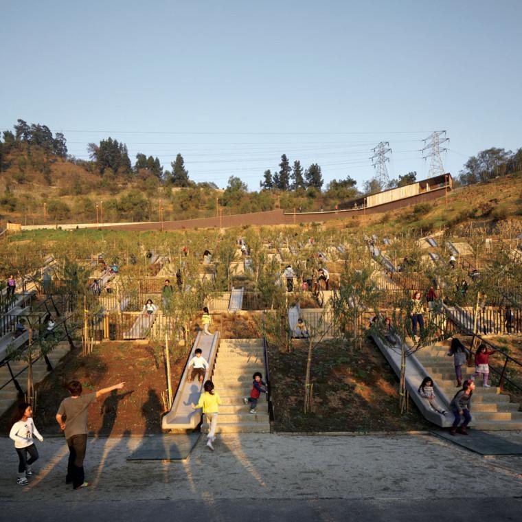 智利二世纪儿童公园-7