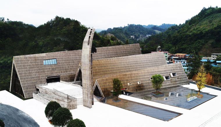 贵州龙门文化中心