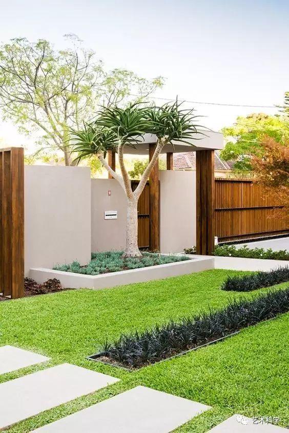 景观风水丨庭院围墙设计中的讲究_18